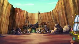 The Pirate Mummy's Tomb02