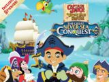 Captain Jake and the Never Land Pirates The Great Never Sea Conquest (book)