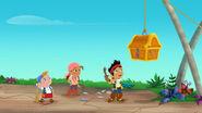 Pirate Piñata Plateau-jake's birthday bash01
