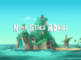 Hook Seals a Deal!