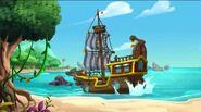 Bucky-Captain Hook's Parrot01