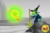 Sea Witch-Rainbow Wand Color Quest