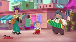 Cubby Sharky&Bones- pirate Genie Tales