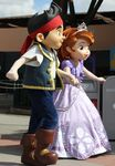 Jake&Sofia-Disney Parks04