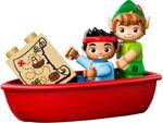 Peter&Jake-Peter Pan's Visit