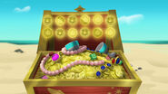 Tream treasure chest-Hook the Genie! 01