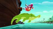 Hook Smee &Tick Tock Croc-The Golden Smee!