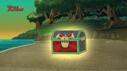 Wraith's treasure-Escape from Ghost Island