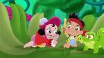 Jake&Hook Crocky-Pirate-Sitting Pirates01
