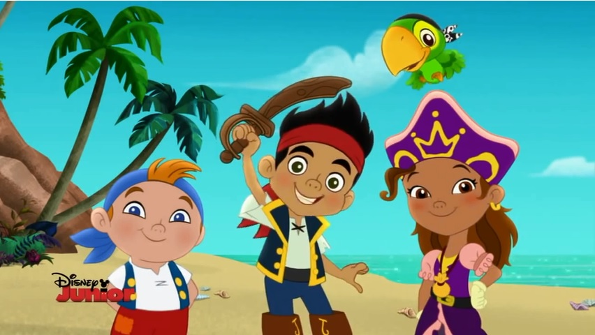 Image  Jake and the Neverland Pirates Widescreenjpg  Jake and