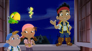 Jake&crew with Tinker Bell-Battle for the book07
