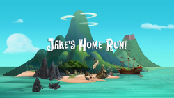Jake's Home Run! titlecard