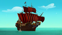 Jollyroger-Jake's Royal Rescue