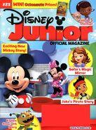 Disney Junior Official Magazine -issue23