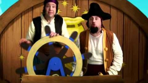 Jake and the Never Land Pirates Pirate Band Bucky's Shanty Disney Junior