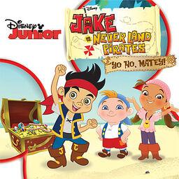 Jake and the neverland pirates Yo Ho, Matey!