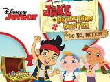 Jake and the Never Land Pirates: Yo Ho, Matey