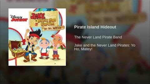 Pirate Island Hideout
