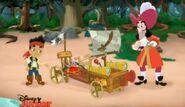 Hook&Jake-Captain Hook's New Hobby01