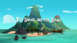 The Sword and the Stone titlecard