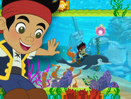 Jake&Flow-Jake's Never Land Rescue Game