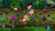 Jake & crew Stinkpot swamp-Never Say Never!
