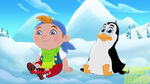 Percy&Cubby-The Legendary Snow-Foot!01