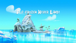 F-F-Frozen Never Land
