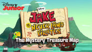 Jake and The Never Land Pirates-The Mystery Treasure Map01