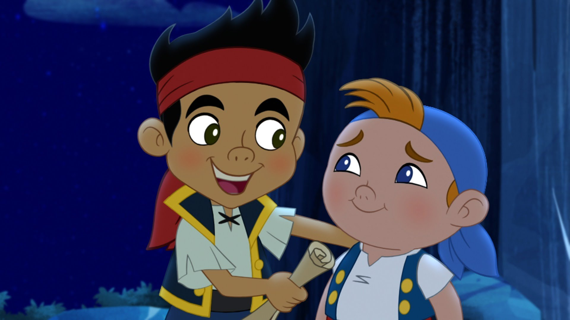 Jake and the neverland rescue