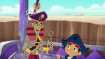 Jake&Pirate Pharaoh-Mummy First Mate02