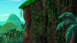Never Land Cliffs-Cap'n Croak01
