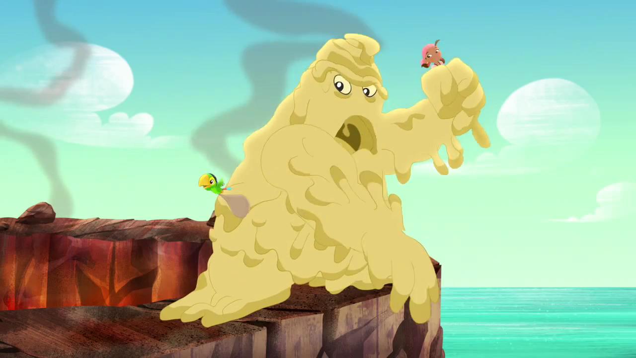 Image - Soufflé monster-The Never Land Coconut Cook-Off22.jpg   Jake ...