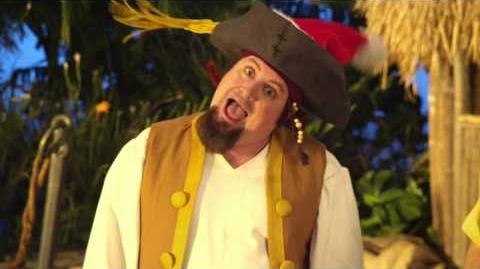 Jake and the Never Land Pirates Pirate Band Yo Ho Holiday Disney Junior