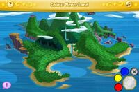 Never Land-Rainbow Wand Color Quest