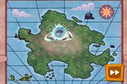 Map-Jake's Never Land Rescue Game01