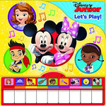 Disney Junior Let's Play! Play-a-Sound Book