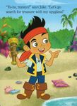 Jake and the Never Land Pirates Board Book-Adventure Ahoy!02