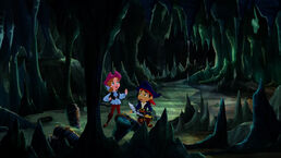 Dismal Cave-Captain Hook's Last Stand!01