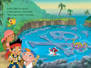 Doubloon Lagoon-Pirate campout page