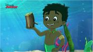 Fin the Mer-Boy - Attack of the Pirate Piranhas 拷貝
