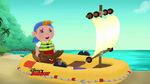 Cubby-Cubby's Crabby Crusade