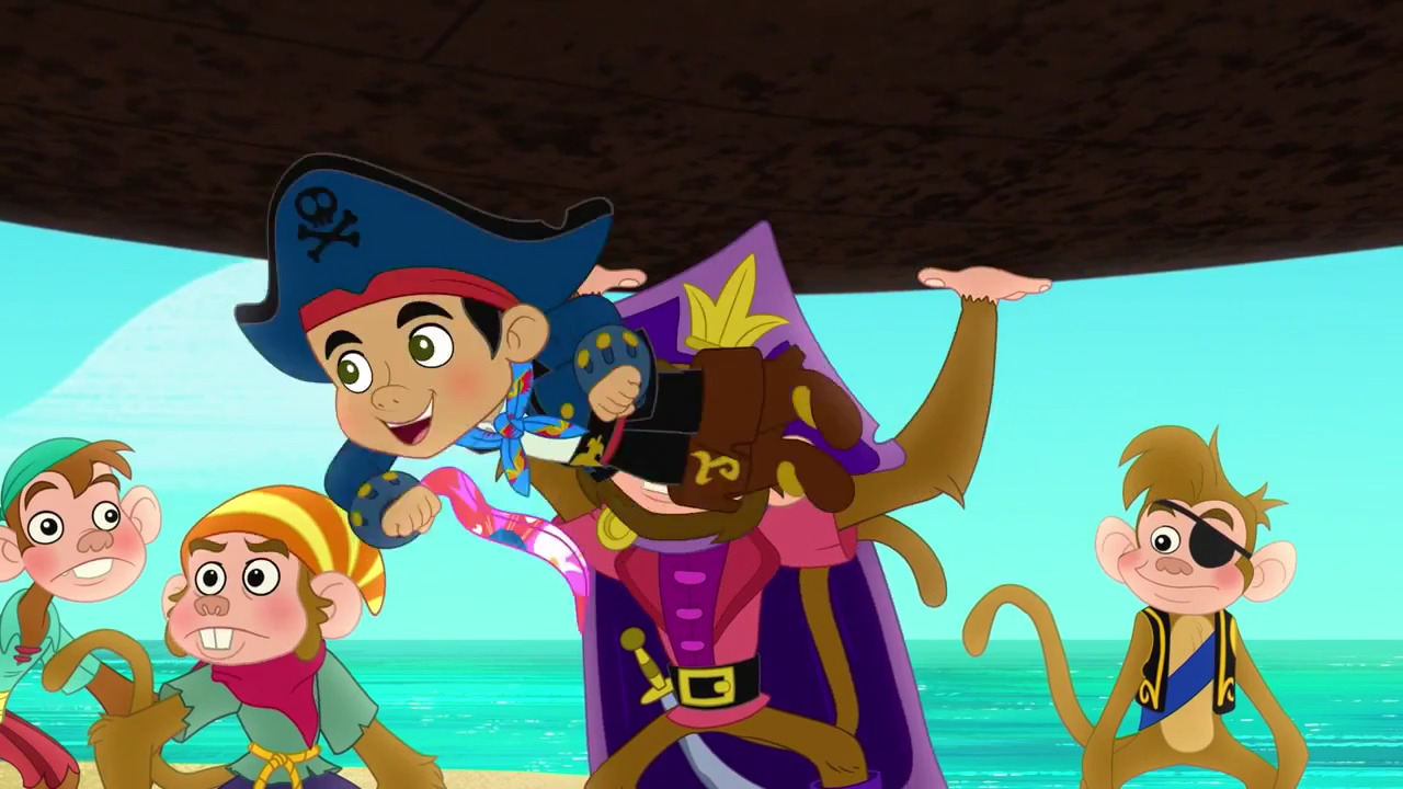 Image  JakeCaptain Jakes Pirate Power Crew08jpg  Jake and