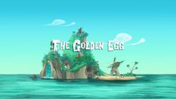 The Golden Egg title card