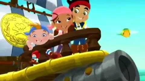 Jake and the Nev7erland Pirates - Theme Song