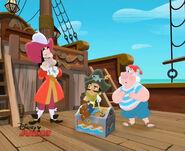 HookJakeSmee-Cubby's Sunken Treasure
