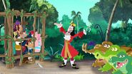 Groupshot-Captain Hook's Crocodile Crew