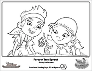 Jake&Izzy-Forever Tree Sprout