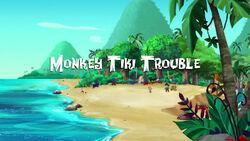 Monkey Tiki Trouble titlecard