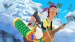Sharky& Bones-Hook on Ice